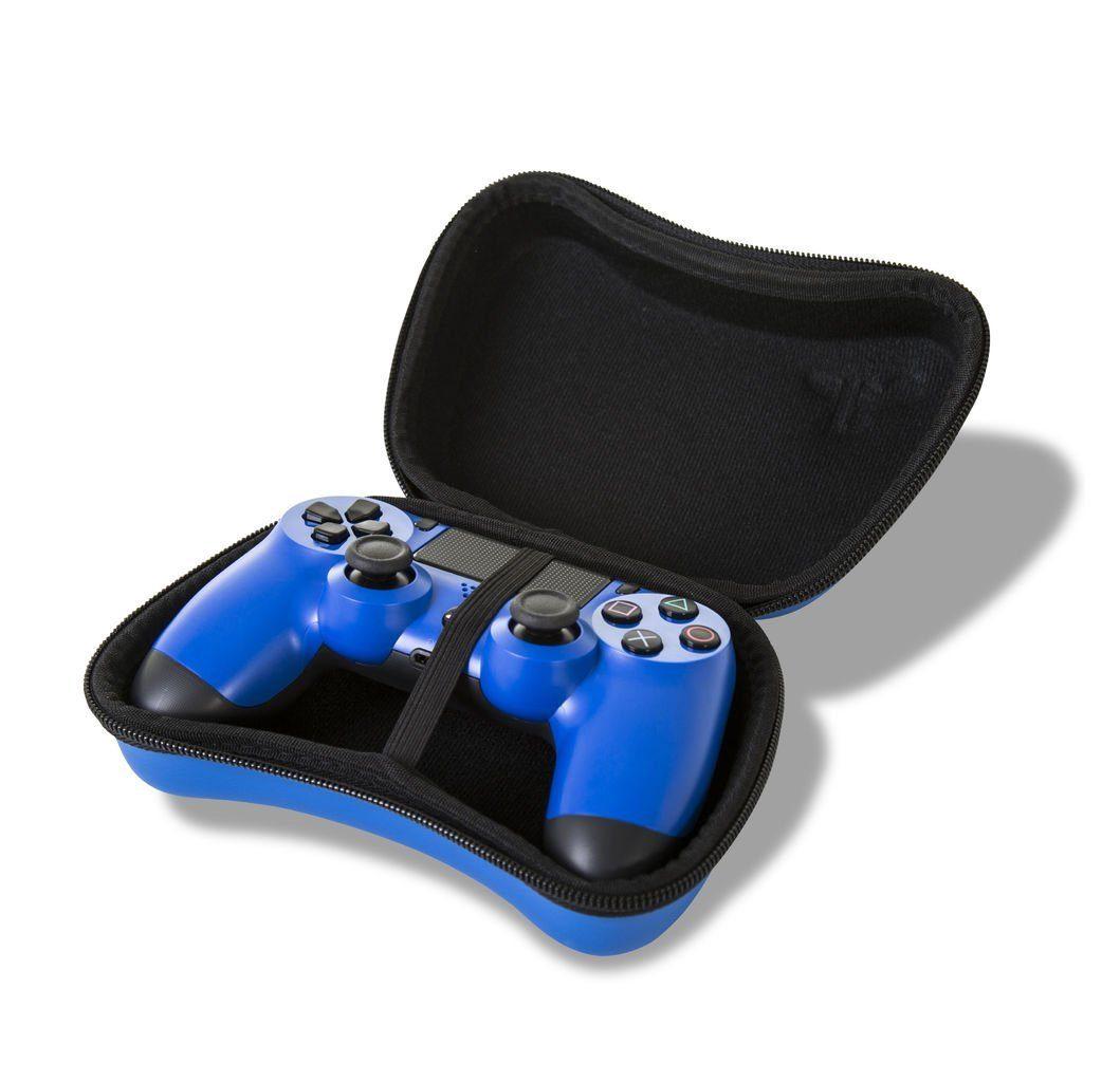 4Gamers Playstation 4 - Zubehör »PS4 Controller Hülle - blau«