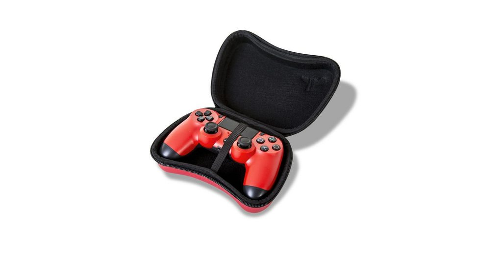4Gamers Playstation 4 - Zubehör »PS4 Controller Hülle - rot«