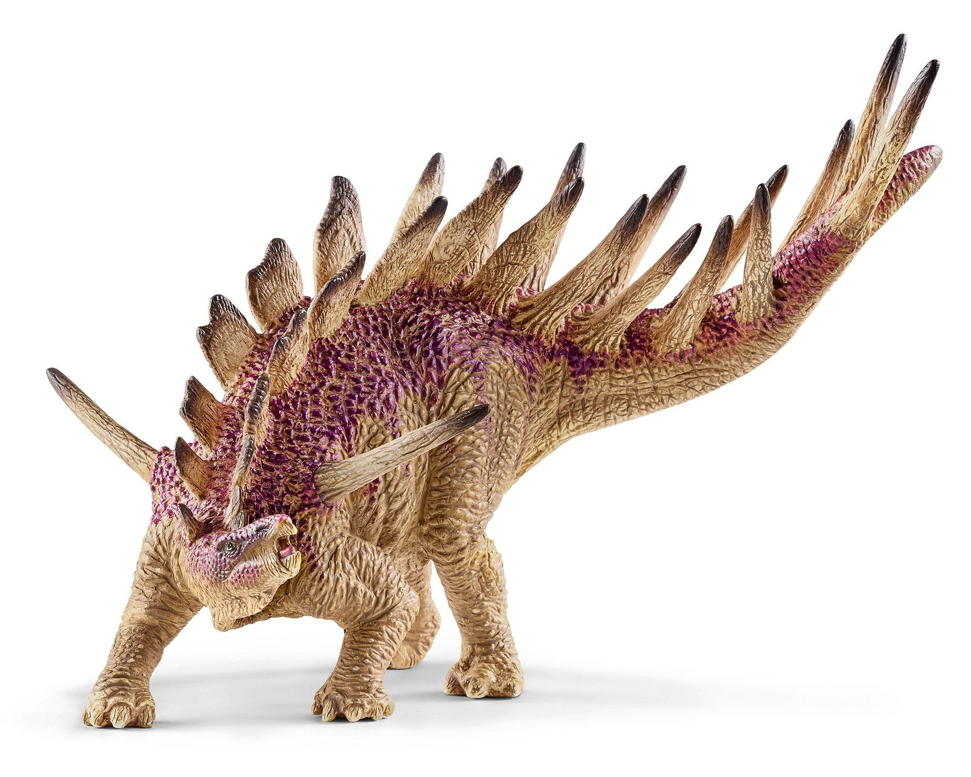 Schleich® Spielfigur, »World of History Dinosaurier - Kentrosaurus«