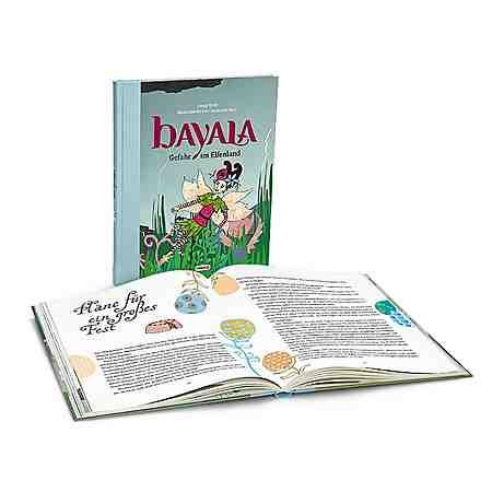 Schleich® Buch (70620), »World of Fantasy, bayala-Buch 2-Gefahr im Elfenland«