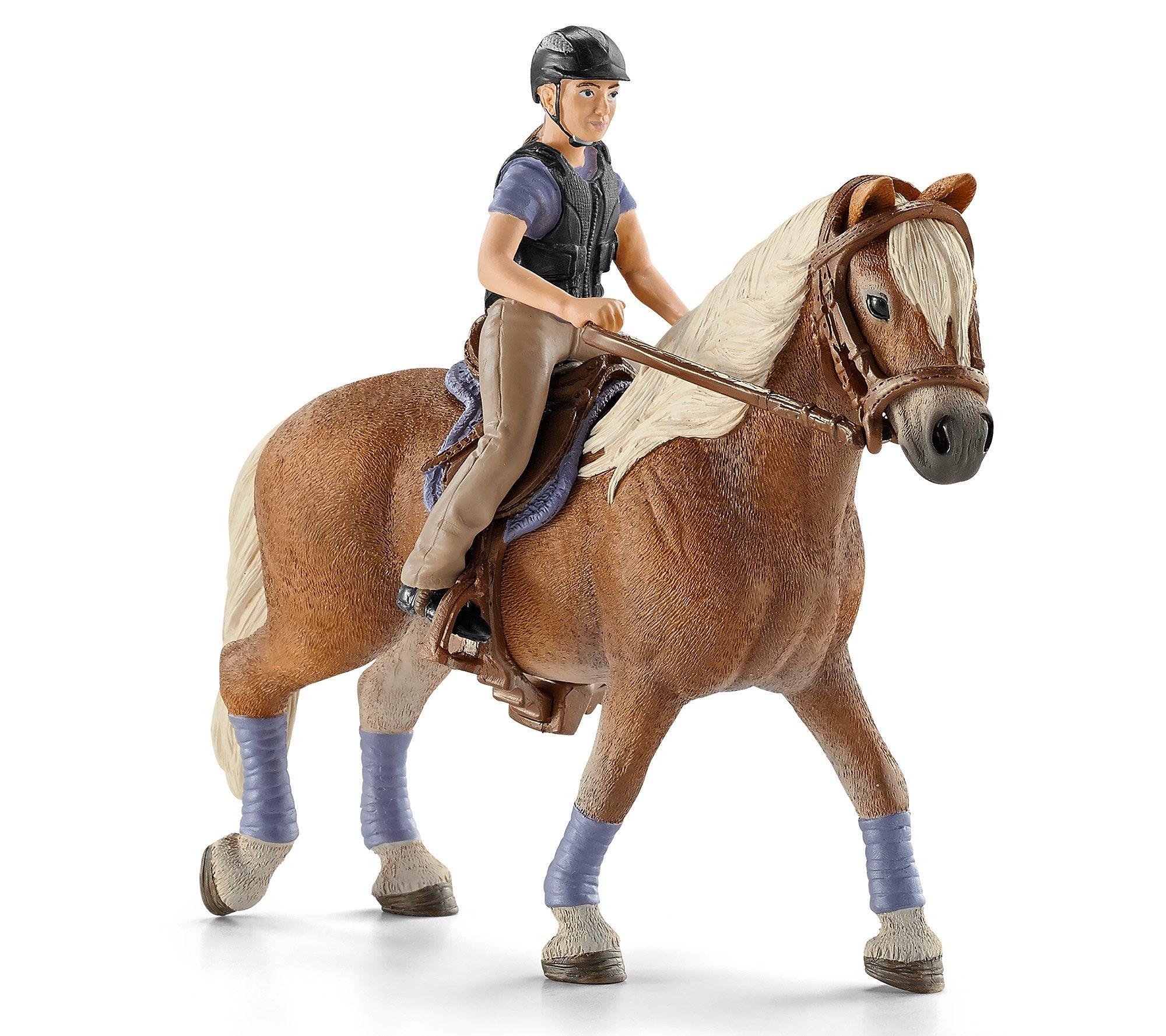 Schleich® Spielfigur, »Horse Club - Freizeitreiterin«