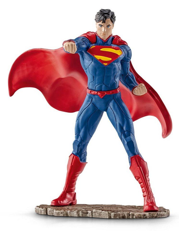 Schleich® Spielfigur, »Justice League DC Comics™ - Superman, kämpfend«