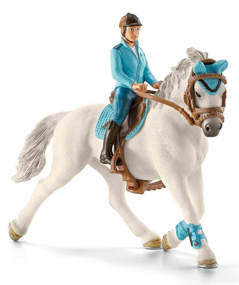 Schleich® Spielfigur, »Horse Club - Turnierreiterin«
