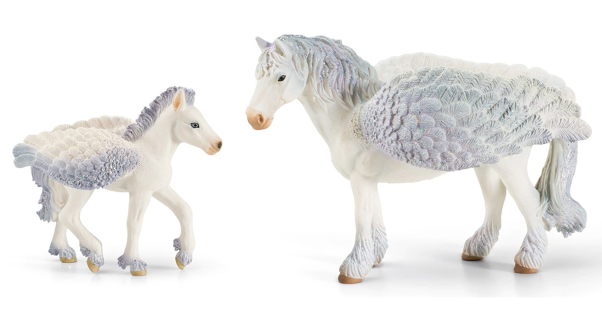 Schleich® Spielfiguren-Set, »World of Fantasy bayala - Pegasus« (2tlg.)