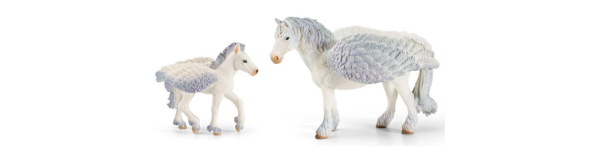 Schleich® Spielfiguren-Set, »World of Fantasy bayala - Pegasus« (2tlg.)