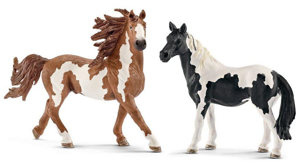 Schleich® Spielfiguren-Set, »Farm World - Pinto« (2tlg.)