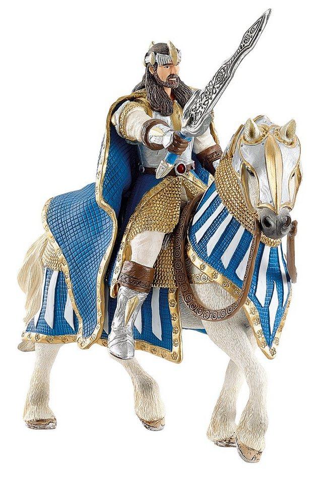 Schleich® Spielfigur, »Eldrador - König der Greifenritter Siray zu Pferd«
