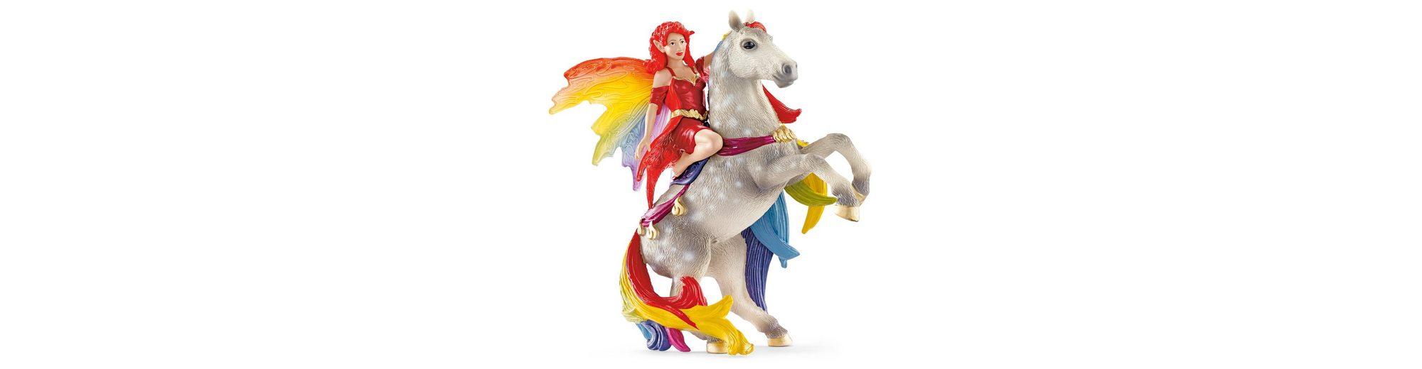 Schleich® Spielfigurenset (70483), »World of Fantasy, bayala - Regenbogenelfe Amisi«