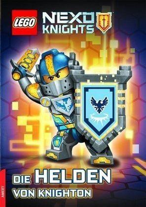 Gebundenes Buch »LEGO® Nexo Knights(TM) Die Helden von Knighton«