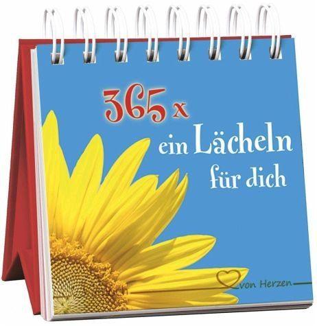Kalender »365 x ein Lächeln für dich«