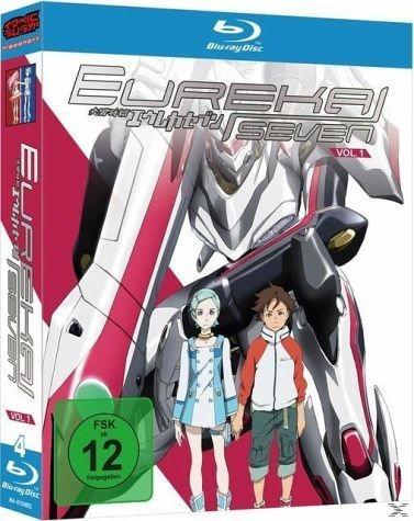 Blu-ray »Eureka Seven, Box 1 (4 Discs)«
