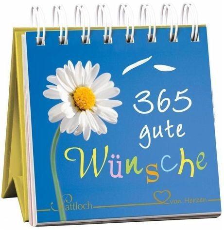 Kalender »365 gute Wünsche«