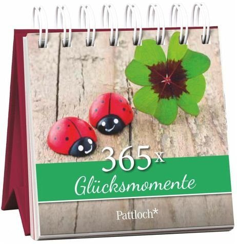 Kalender »365 Glücksmomente«