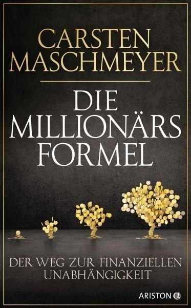 Gebundenes Buch »Die Millionärsformel«