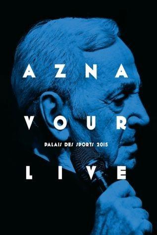 DVD »Aznavour Live - Palais Des Sports 2015«