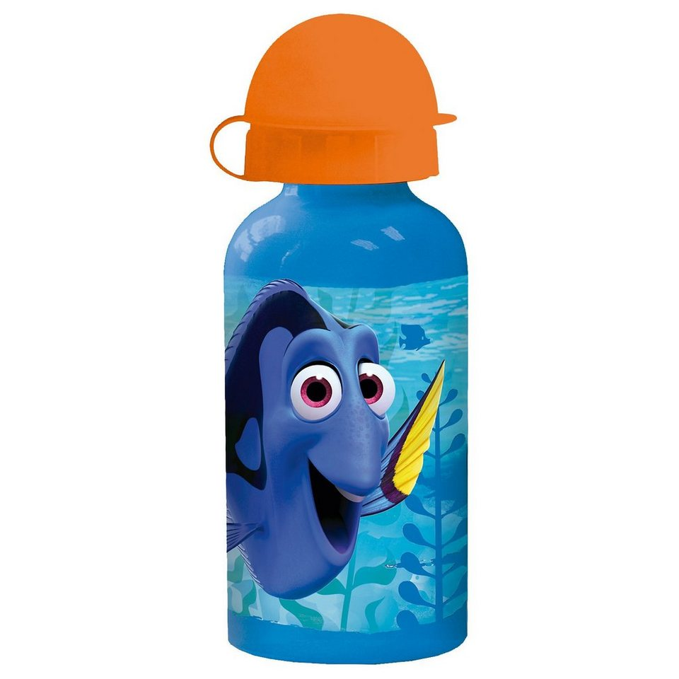 P:OS Alu-Trinkflasche Finding Dory, 400 ml