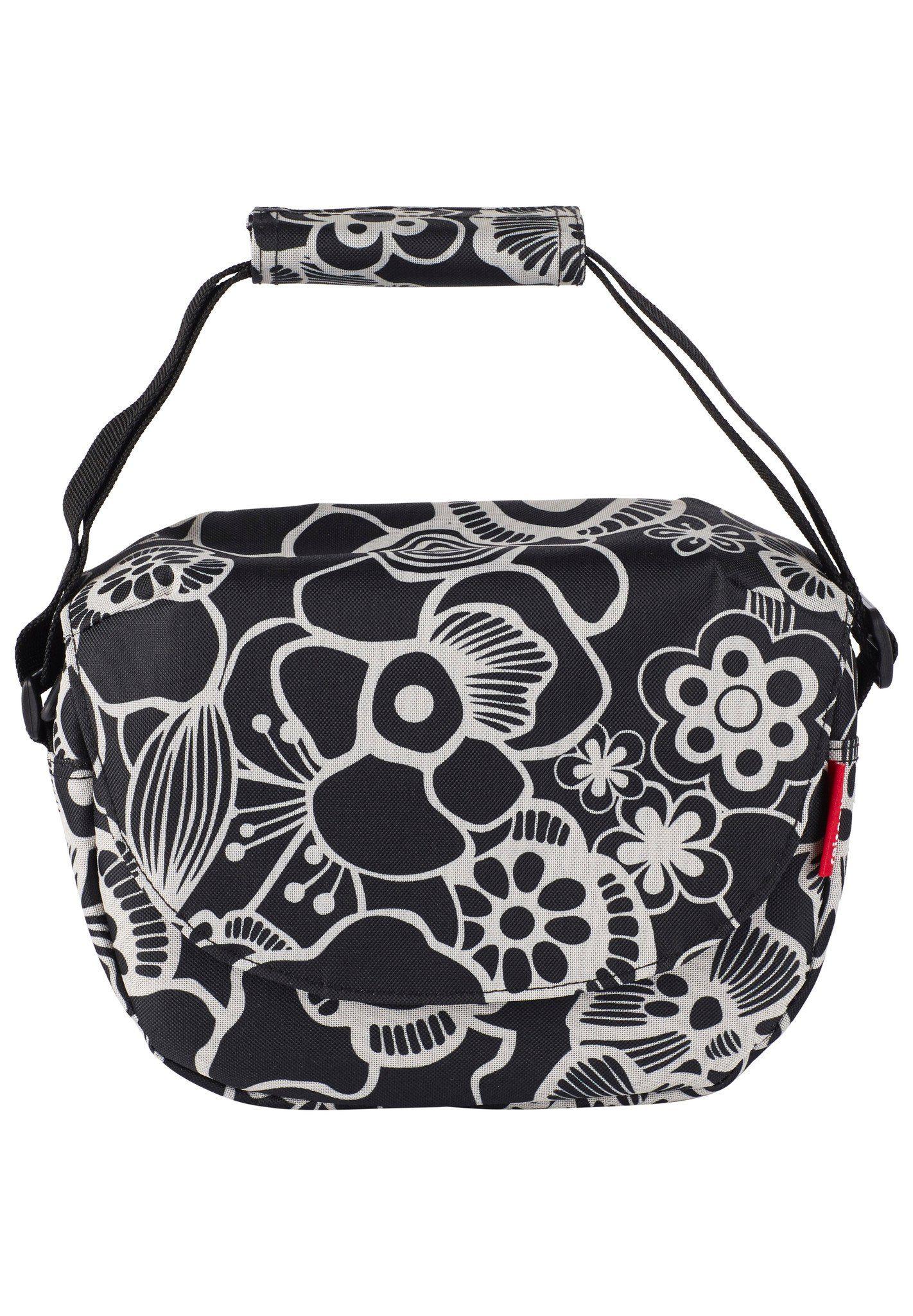 KlickFix Fahrradtasche »KlickFix Funbag fleur«