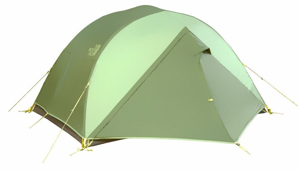 The North Face Zelt »Talus 3 EU Tent« in oliv