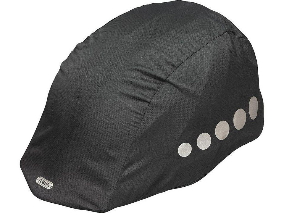 ABUS Fahrradhelm »Universal Regenkappe« in schwarz