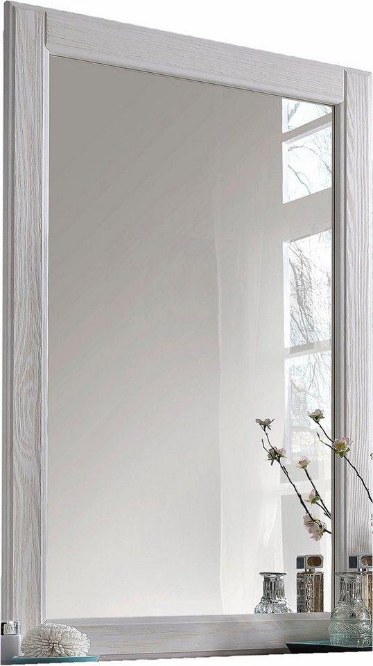 Premium Collection by Home affaire Spiegel »Eleganza« in weiß