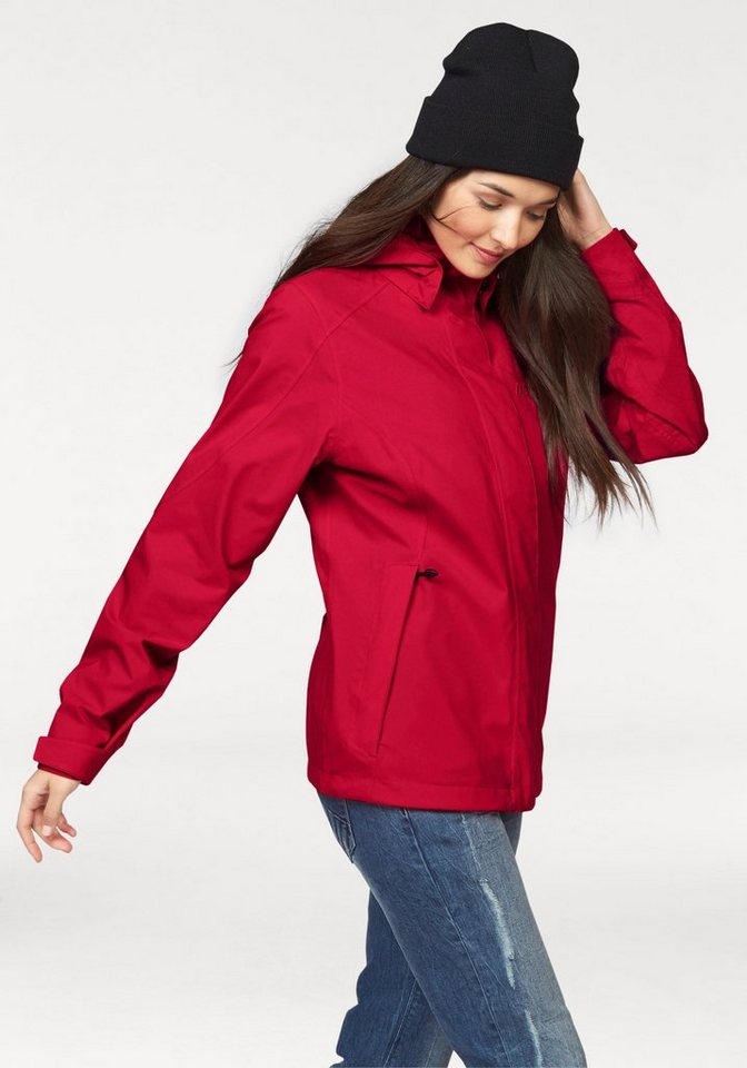 Maier Sports NORRA Funktionsjacke in Rot