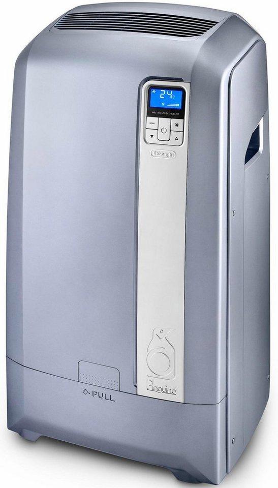 De´Longhi Klimagerät »PAC WE128ECO Silent«, Energieklasse A+ in weiß