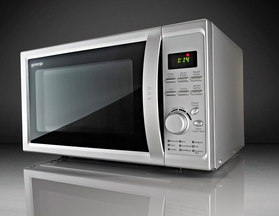 Gorenje Kühlschrank Otto : Gorenje mikrowelle mo20dsii 700 w mit led display und