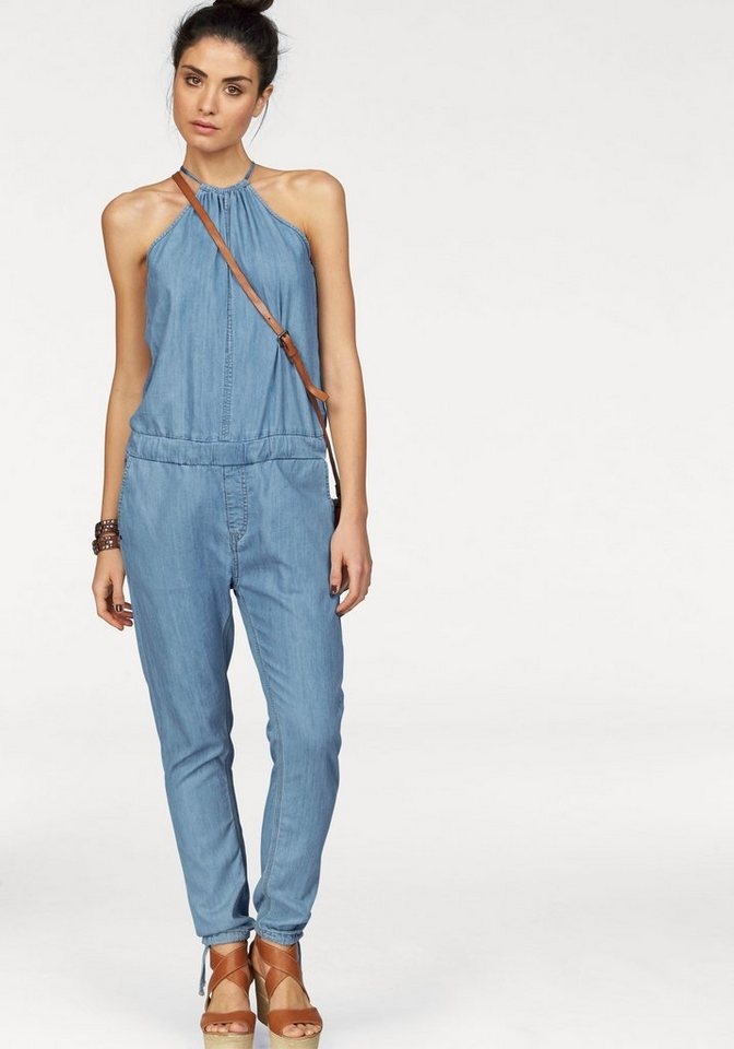 Pepe Jeans Overall »Lopez« in hellblau