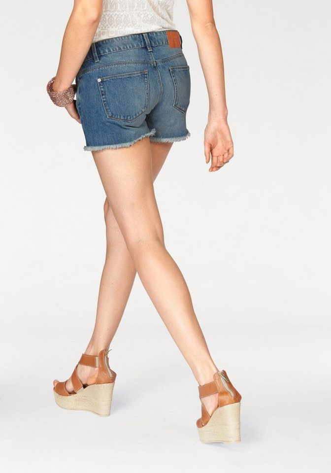 Only Jeansshorts in light-blue