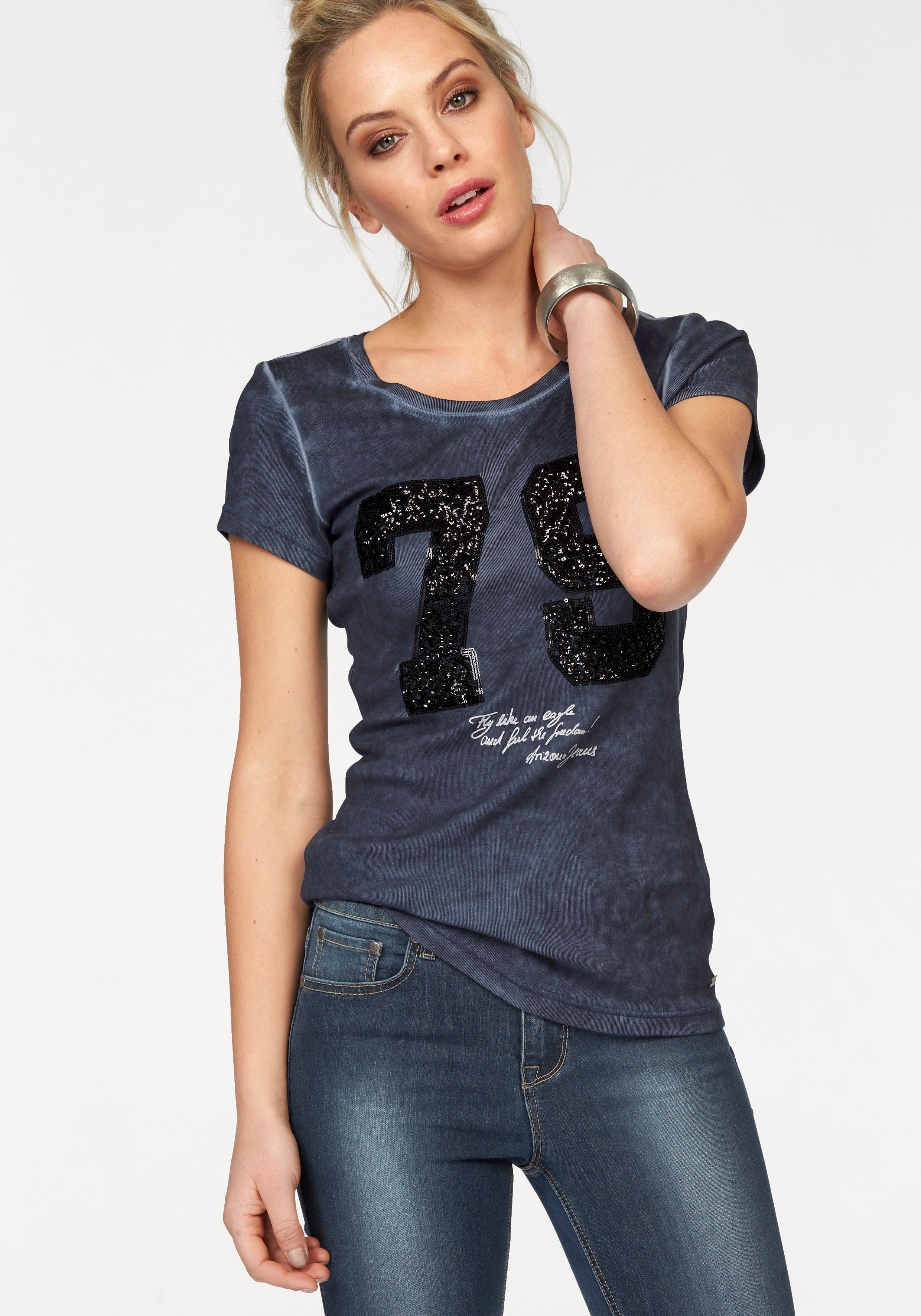 AJC girls Arizona Shirt Carmenshirt verstellbare Träger Grau Meliert Neu