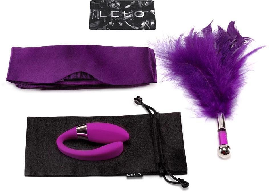 LELO Edles Geschenkset »Indulge Me« in Purple