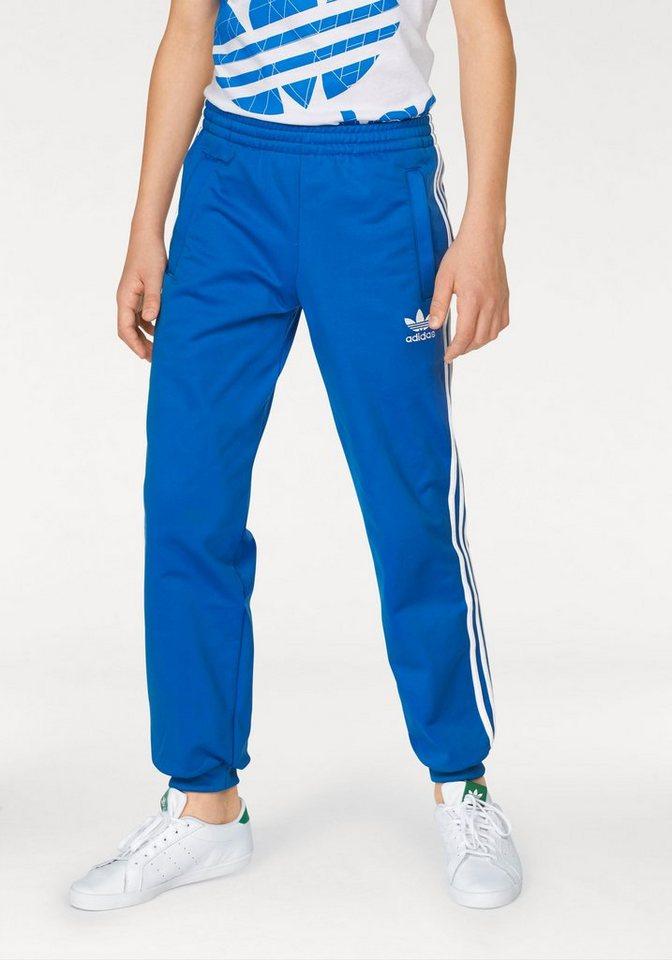 adidas Originals Trainingshose in blau