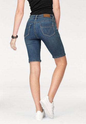 Бермуды джинсовые »Kontrastn&aum...