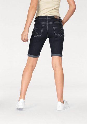 ARIZONA Бермуды джинсовые »Kontrastn&aum...
