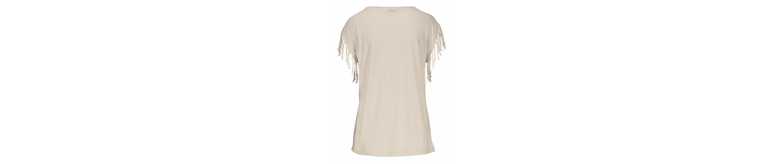 Online-Shopping Günstigen Preis Freies Verschiffen Outlet-Store Buffalo London Strandshirt mit Fransen Manchester Große Online-Verkauf Outlet Günstigen Preisen Steckdose Kostengünstig glIR9Q20or