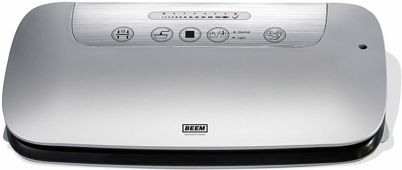 BEEM Vakuumiergerät D1000318 Click-Fresh Pro, mit Folienschneider
