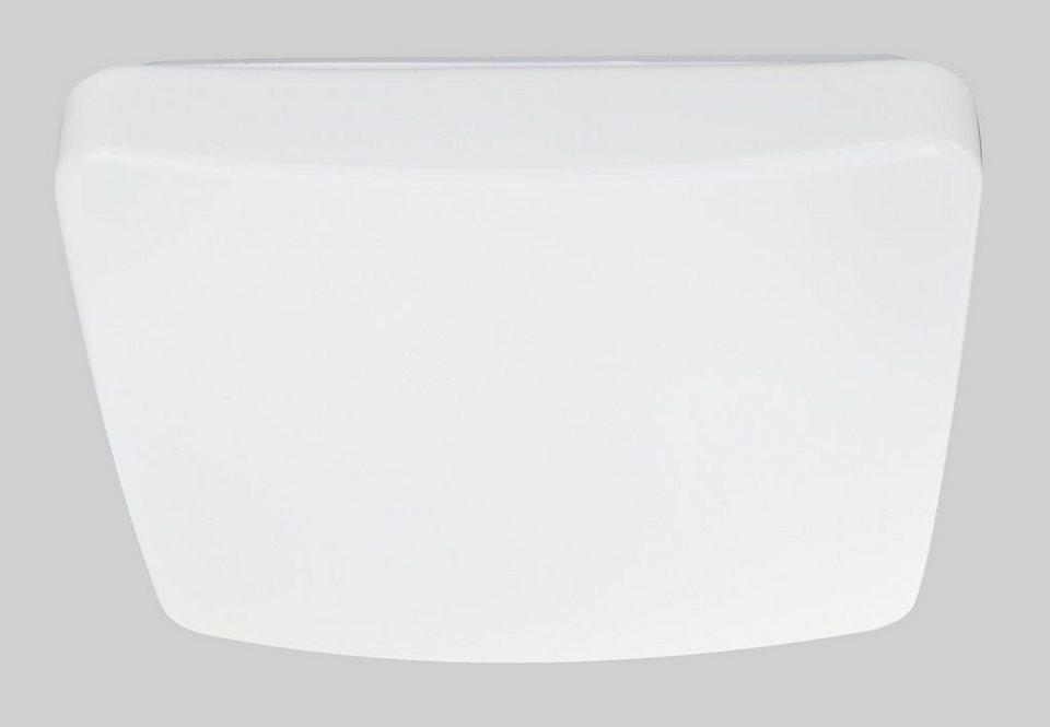 Näve LED-Deckenleuchte in Metall, Kunststoff - weiß