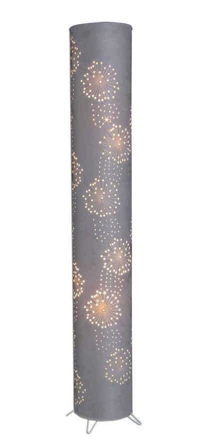 Ganz und zu Extrem Stehlampe in grau online kaufen   OTTO &TF_08