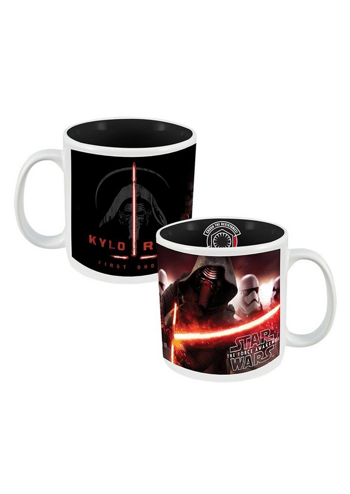 JOY TOY Tasse, 591 ml, »Disney Star Wars Stormtrooper Maxi-Keramiktasse«