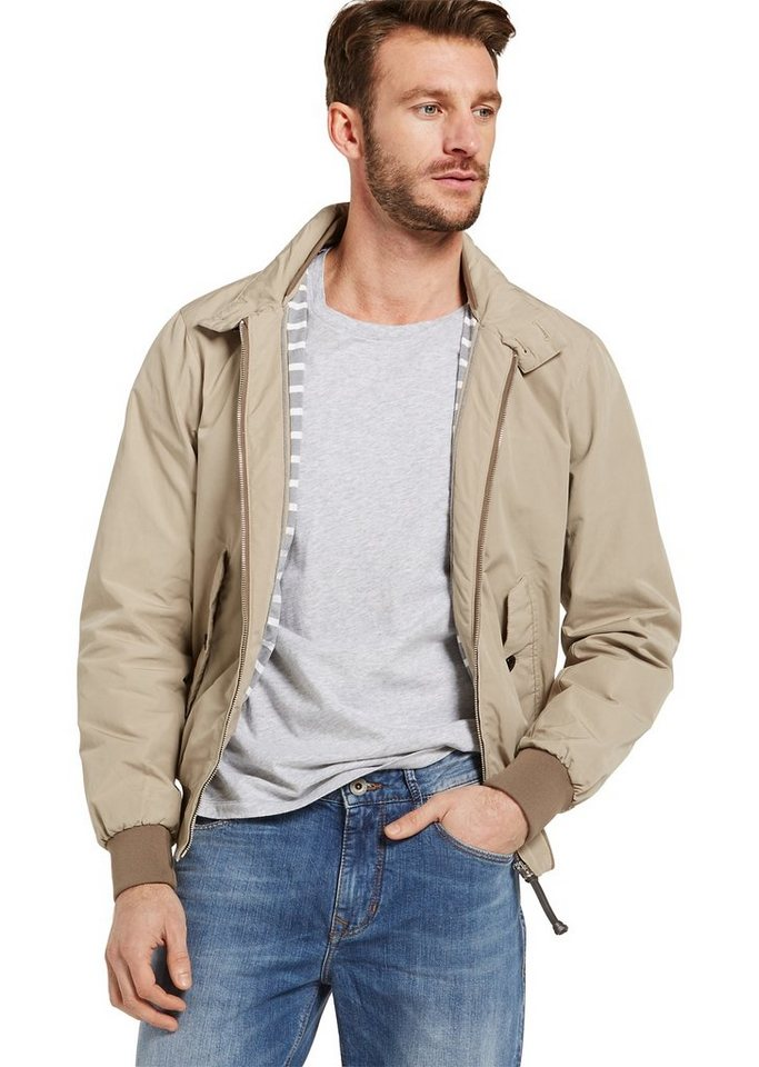 Marc O'Polo Jacke in 171 gravel