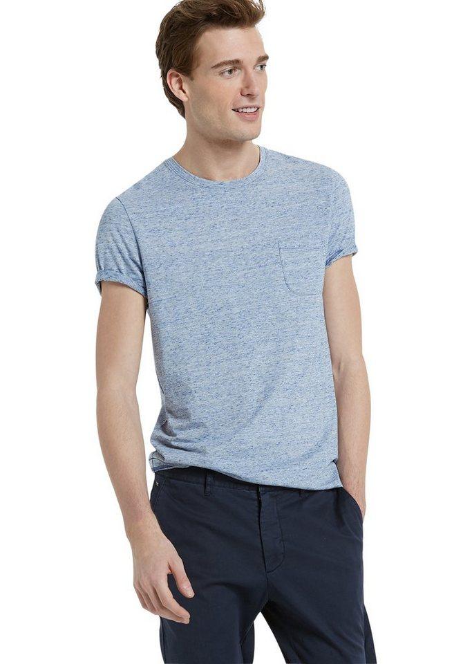 Marc O'Polo Shirt in 842 saphirblue