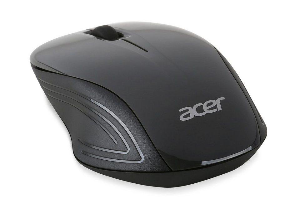 ACER Mouse »RF2.4 Wireless, optisch (NP.MCE1A.00B)« in schwarz