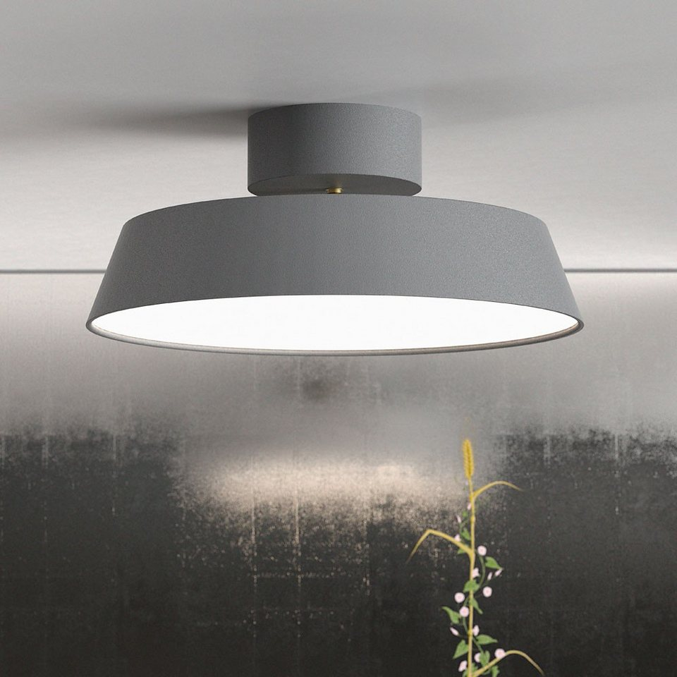 Licht-Trend Deckenleuchte »Look schwenkbar« in Schwarz