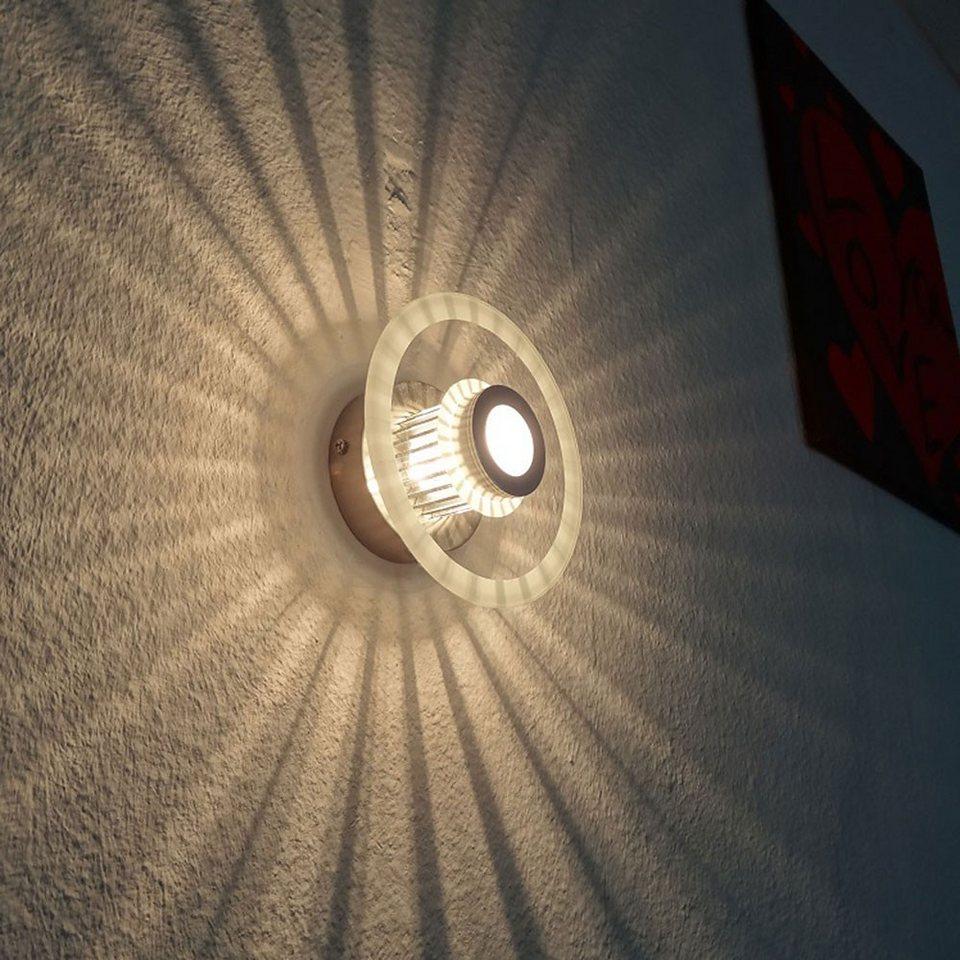 S luce deckenleuchte sunrise rund online kaufen otto for Deckenleuchte rund