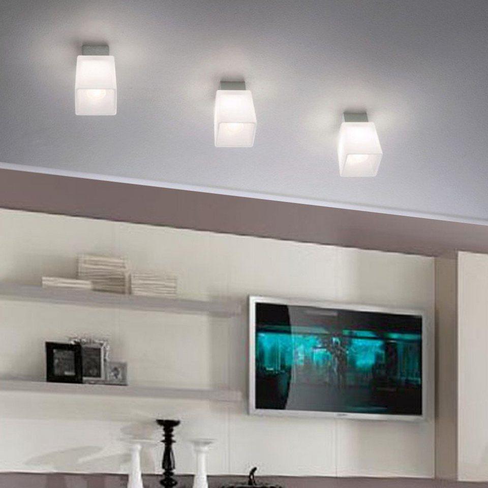 s luce deckenleuchte cup opalglas 5 x 5cm kaufen otto. Black Bedroom Furniture Sets. Home Design Ideas