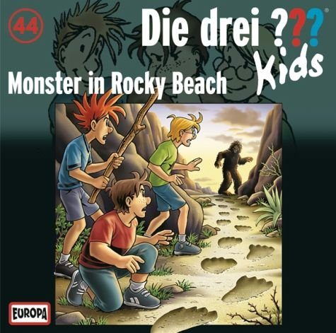 Audio CD »Die drei ??? Kids: Monster in Rocky Beach /...«