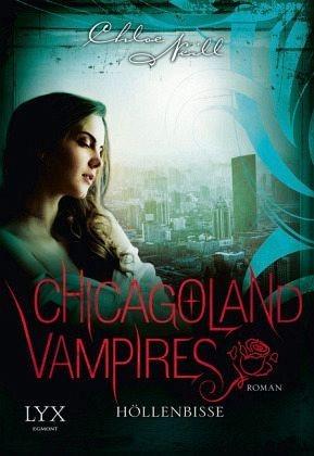 Broschiertes Buch »Höllenbisse / Chicagoland Vampires Bd.11«