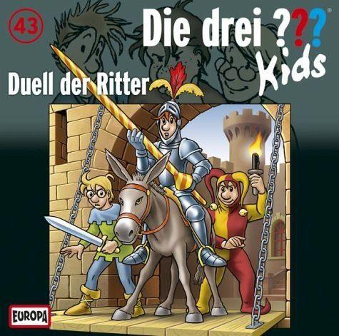 Audio CD »Ulf Blanck: Duell der Ritter / Die drei...«