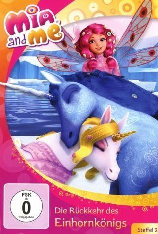 DVD »Mia and Me - Die Rückkehr des Einhornkönigs«