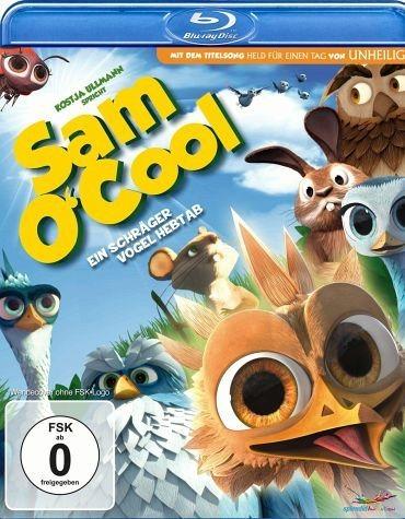 Blu-ray »Sam O'Cool - Ein schräger Vogel hebt ab«